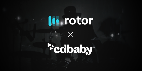 Rotor CD Baby lead image